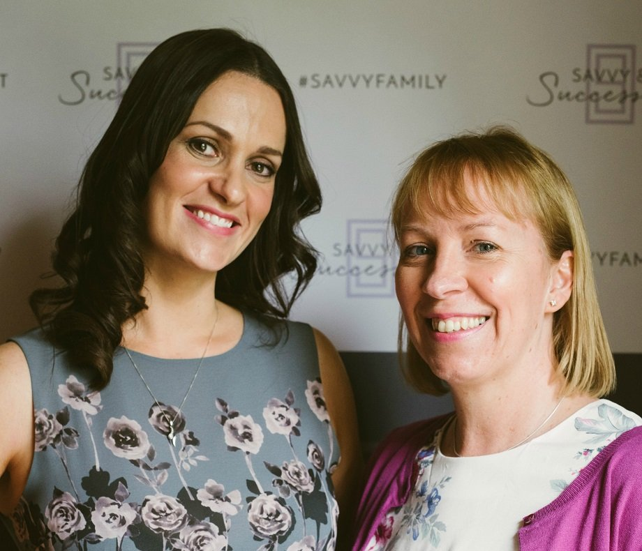 Laura Phillips and Clare Farthing