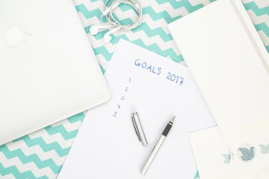 How Setting Goals Can Get You Focused Results