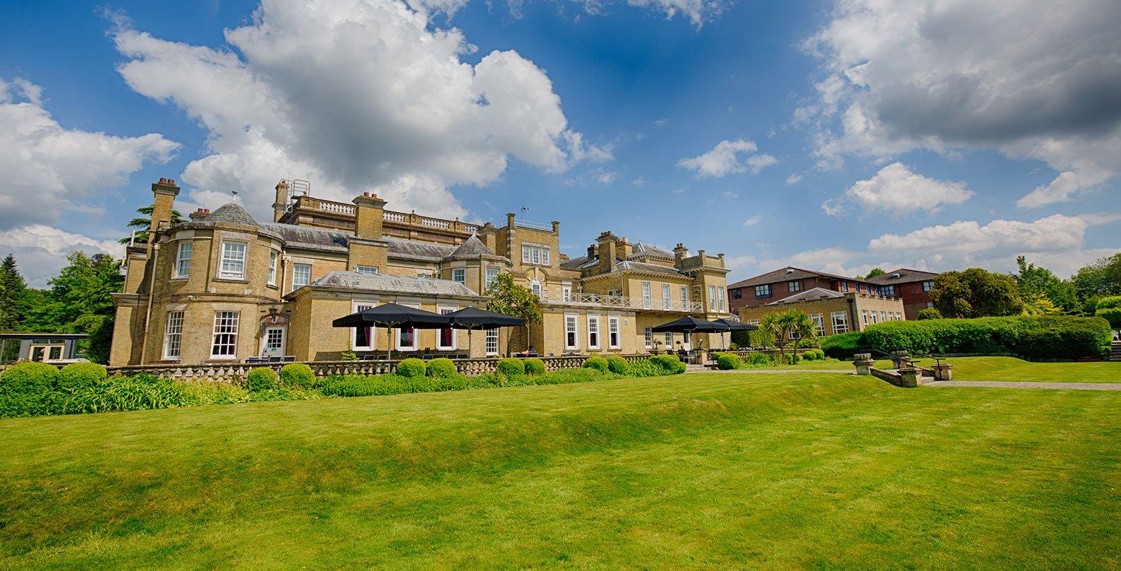 Chilworth Manor