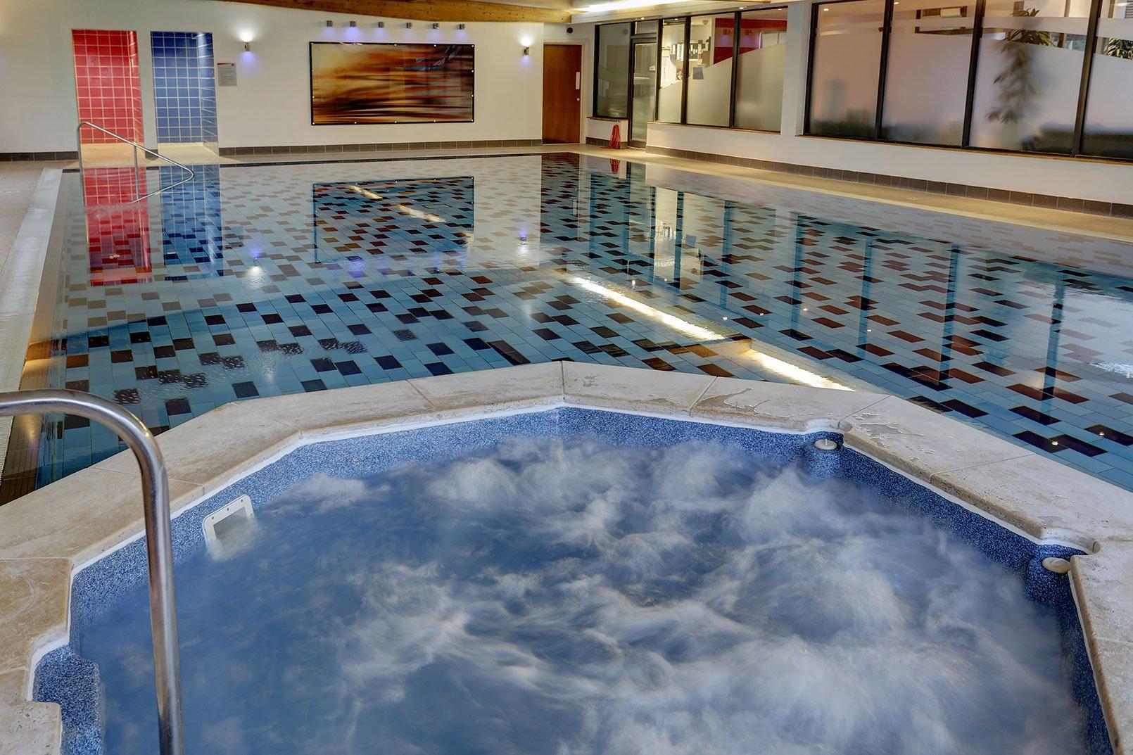 Hot Tub Chilworth Manor