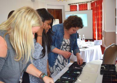 Creative Workshop Kirsty, Monique & Heather