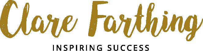 Clare Farthing Inspiring Success