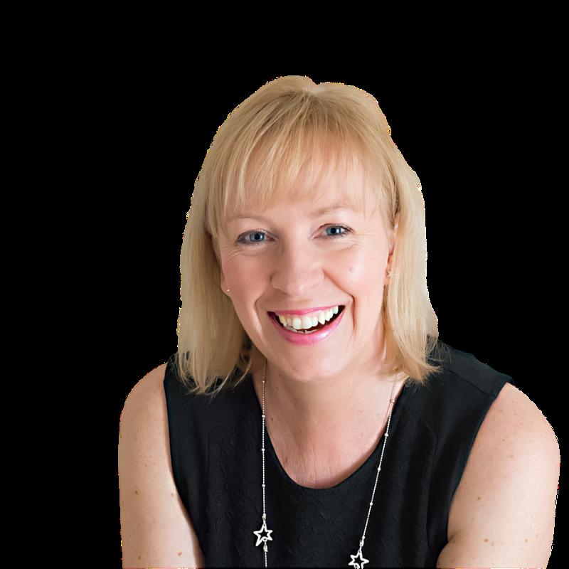 Clare Farthing smiling